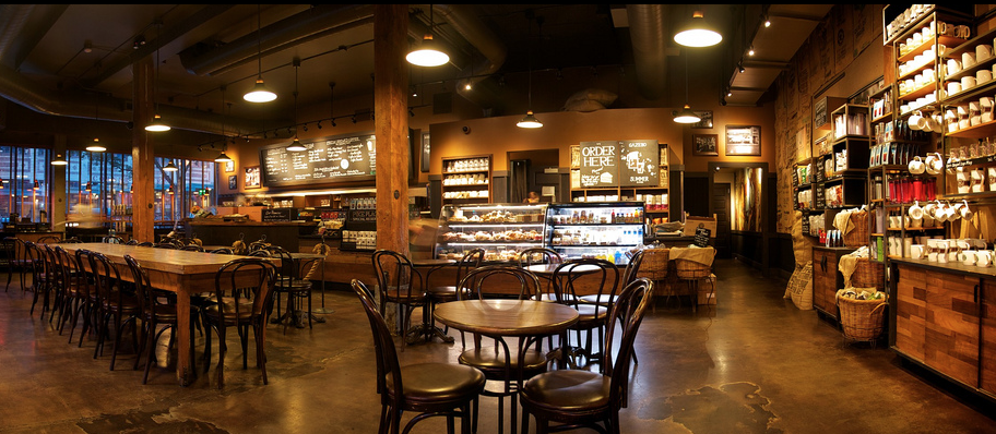 The Very First Starbucks Fullest